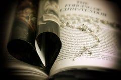 Rosario en el libro Imagen de archivo
