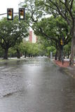 Rosario floods Royalty Free Stock Photography