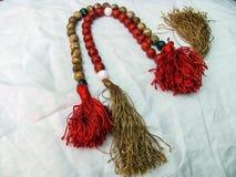 Rosario medieval Fotografía de archivo libre de regalías