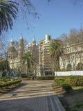 Rosario Traditional Square Foto de archivo