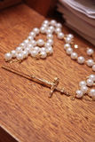 rosary ожерелья Стоковые Изображения RF