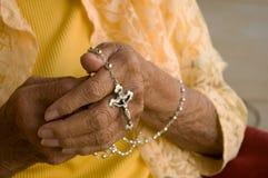 rosary стоковое изображение