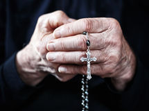 Rosary Royalty Free Stock Photo