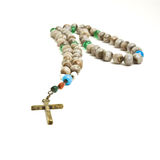 Rosary beads Stock Photos