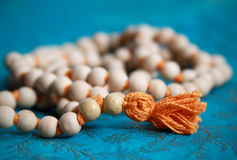 Rosary beads Royalty Free Stock Photos