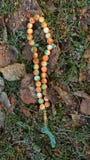 Rosary beads Royalty Free Stock Photography