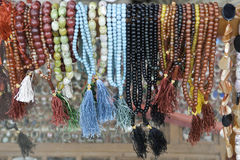 Rosary on Display Stock Image