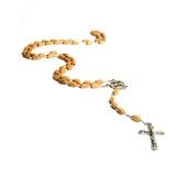 Rosary - Isolated Royalty Free Stock Photos