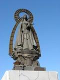 Rosary Virgin Stock Photo