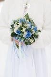 Rosas azules Fotografía de archivo libre de regalías