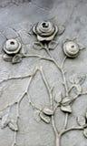 Rosas da lápide Imagens de Stock