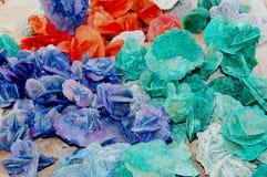 Rosas de desierto coloridas Fotos de archivo libres de regalías