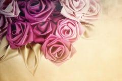 Rosas de la vendimia imagen de archivo
