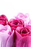 Rosas del jabón Fotografía de archivo libre de regalías