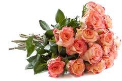 Rosas do ramalhete foto de stock royalty free