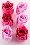 Rosas do sabão Imagens de Stock Royalty Free