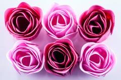 Rosas do sabão Imagens de Stock