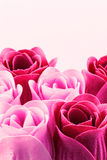 Rosas do sabão Foto de Stock