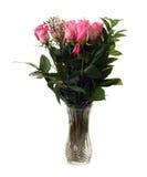 Rosas docena fotografía de archivo