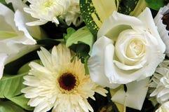 Rosas no ramalhete Fotos de Stock