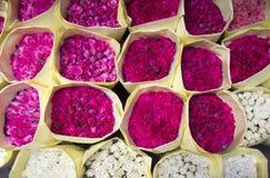 Rosas para la venta Foto de archivo libre de regalías