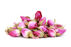 Rosas secadas Foto de archivo libre de regalías