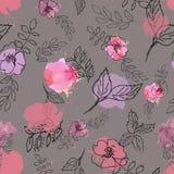 Rosas selvagens Fotos de Stock