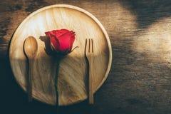 Rosas vermelhas Imagem de Stock
