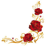 Rosas, vintage libre illustration