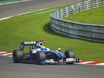 Rosberg... Stock Image