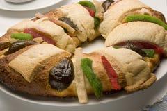 Rosca de Reyes Fotografía de archivo