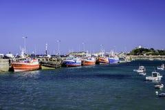 Roscoff, Finistère, Βρετάνη, Γαλλία στοκ εικόνες