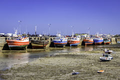 Roscoff, Finistère, Bretagne, Frankrijk Royalty-vrije Stock Foto