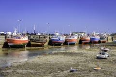 Roscoff, Finistère, Brittany, França Foto de Stock Royalty Free