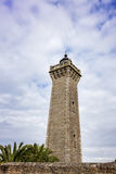 Roscoff Lighthouse Royalty Free Stock Photos