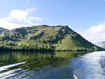 Roscombe Rigg from Ullswater Stock Photos