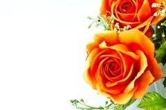 Rose. Art design Rose fabric in Thailand Stock Images