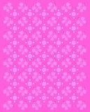 Rose abstrait de fond de papillon Photos libres de droits