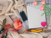 Rose anaranjada Fotos de archivo libres de regalías