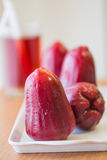 Rose Apple Immagine Stock