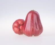Rose Apple djamboevrucht op de achtergrond royalty-vrije stock fotografie