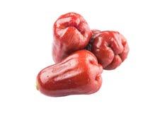 Rose Apple Fruit esotica IX Immagine Stock
