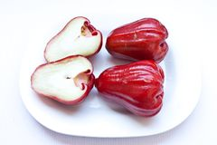 Rose apple in Thailand Royalty Free Stock Photo
