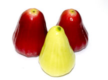 Rose apple Stock Image