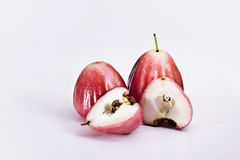 Rose apples in asia Stock Photo
