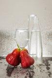 Rose apples or chomphu fruit Stock Photo