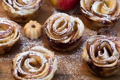 Rose Apples voor Thanksgiviing Royalty-vrije Stock Foto's