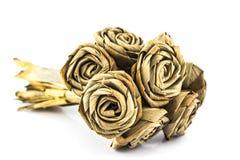 Rose artificiali Fotografia Stock
