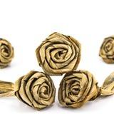 Rose artificiali Immagini Stock