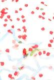 Rose Background Stock Image